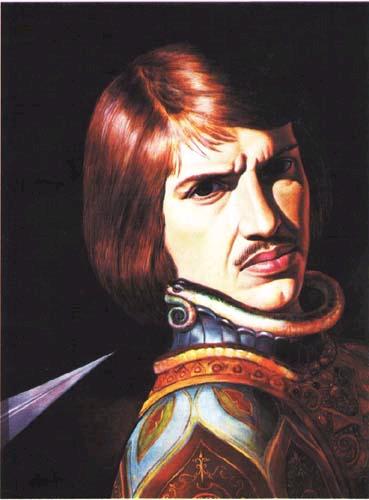 Знакомьтесь: Александр Исачев. Autoportret